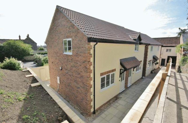 2 Bedrooms Semi Detached House for rent in Bakery Mews, Shepton Beauchamp
