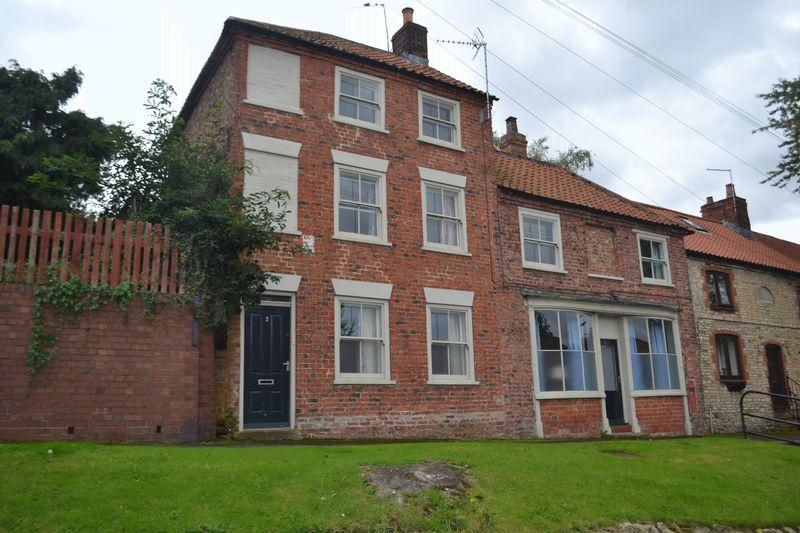 4 Bedrooms Detached House for sale in West End, Scunthorpe