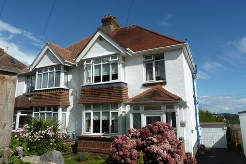 3 bedroom semi-detached house to rent - Maidenway Road, Paignton