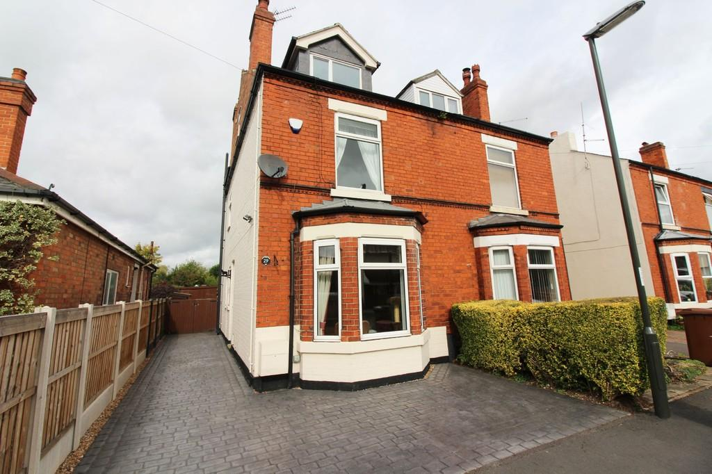 3 Bedrooms Semi Detached House for sale in Mount Street, Breaston