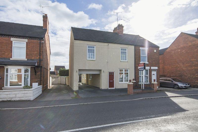 3 Bedrooms Semi Detached House for sale in STATION ROAD, HATTON