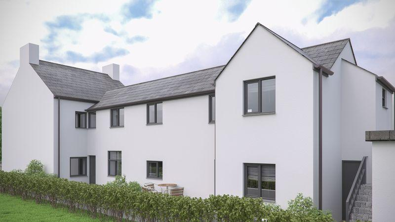 3 Bedrooms Duplex Flat for sale in Rhosneigr, Anglesey