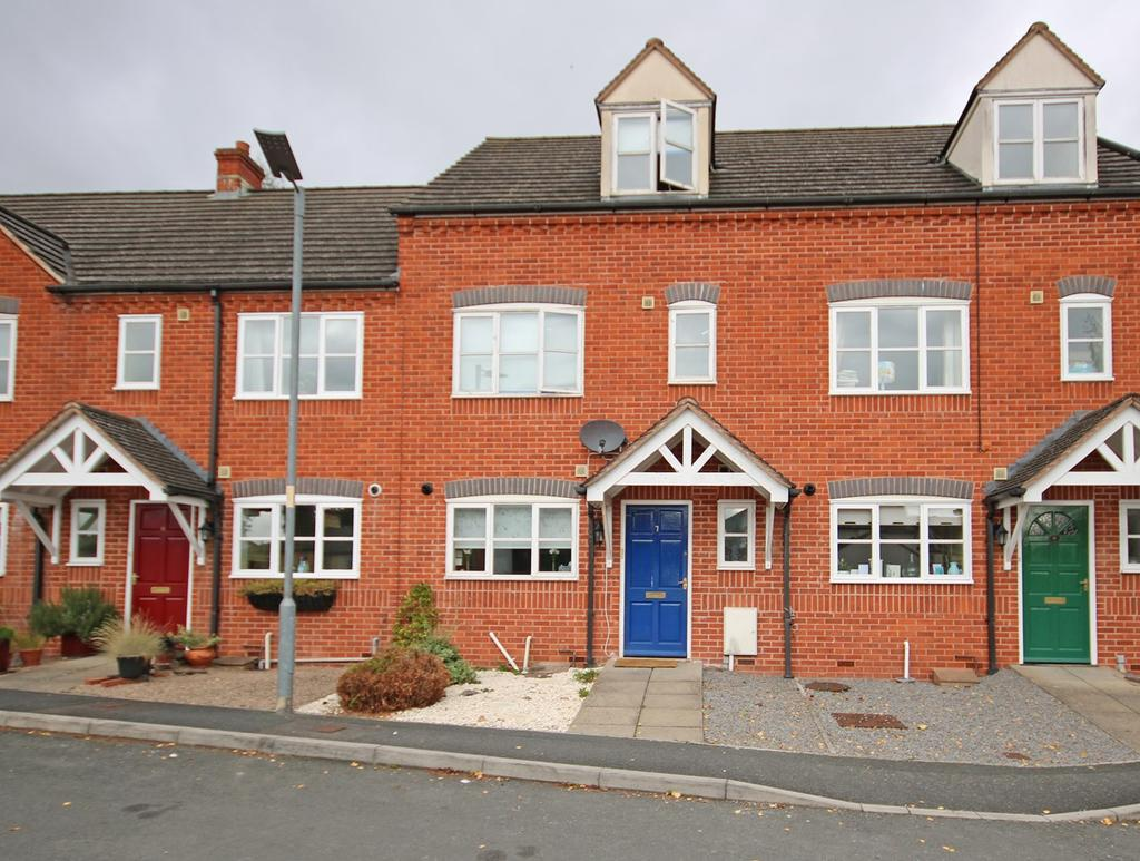 4 Bedrooms Terraced House for sale in Canal Walk, Ledbury, HR8