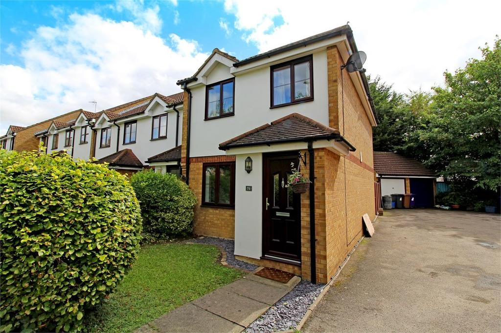 3 Bedrooms End Of Terrace House for sale in Kristiansand Way, Letchworth Garden City, SG6
