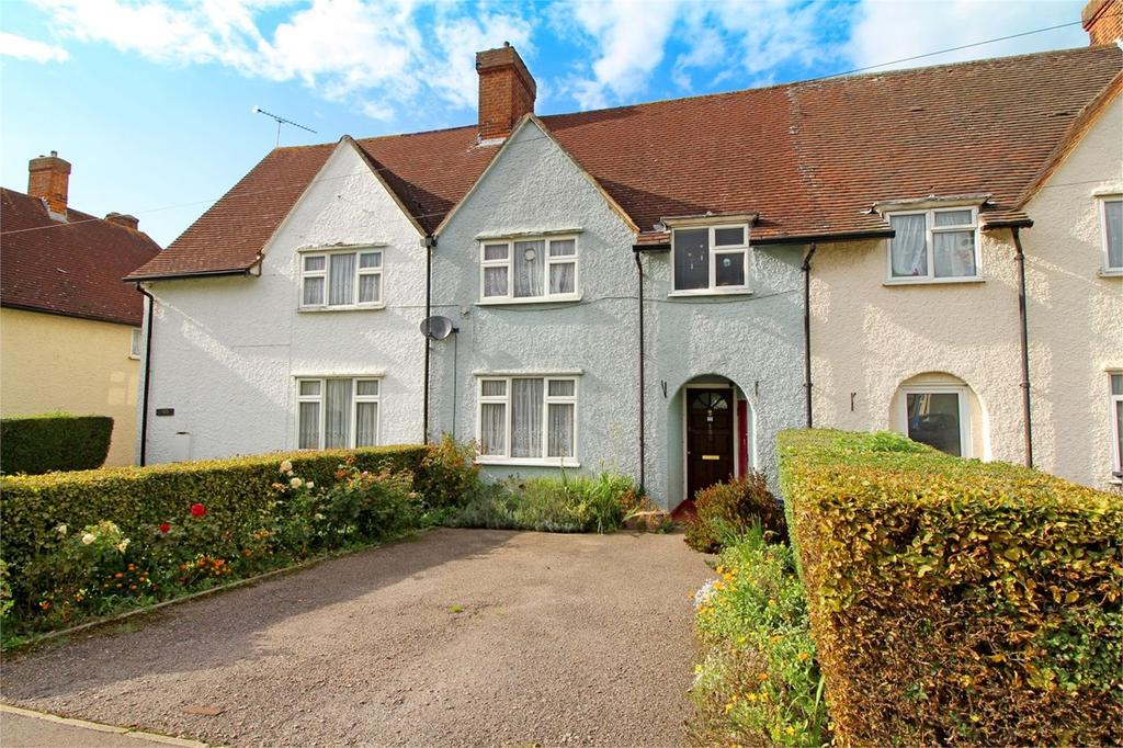 3 Bedrooms Terraced House for sale in Jackmans Place, Letchworth Garden City, SG6