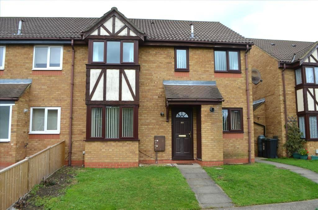 2 Bedrooms Cluster House for sale in Bunyan Road, Biggleswade, SG18