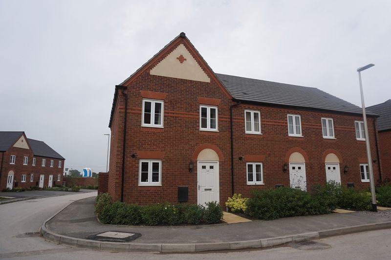 2 Bedrooms Terraced House for sale in Trentlea Way, Sandbach
