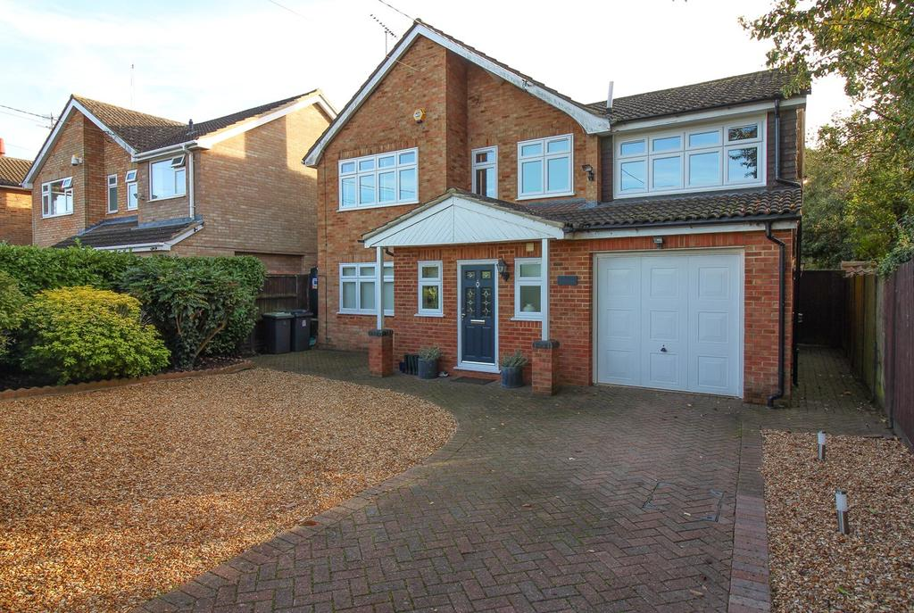 4 Bedrooms Detached House for sale in Old School Lane, Stanford, Biggleswade, SG18