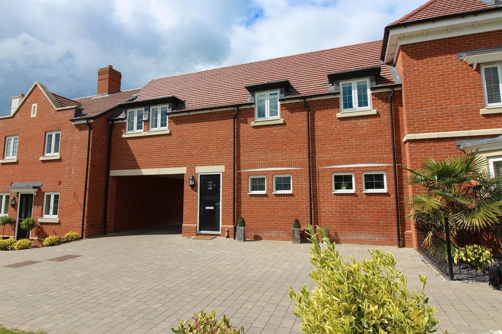 2 Bedrooms Terraced House for sale in Hornbeam Close, Silsoe, Bedford, MK45