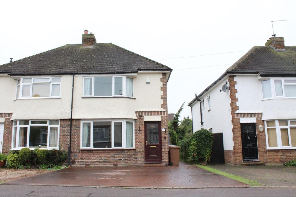 2 Bedrooms Semi Detached House for sale in Park Crescent, Baldock, SG7
