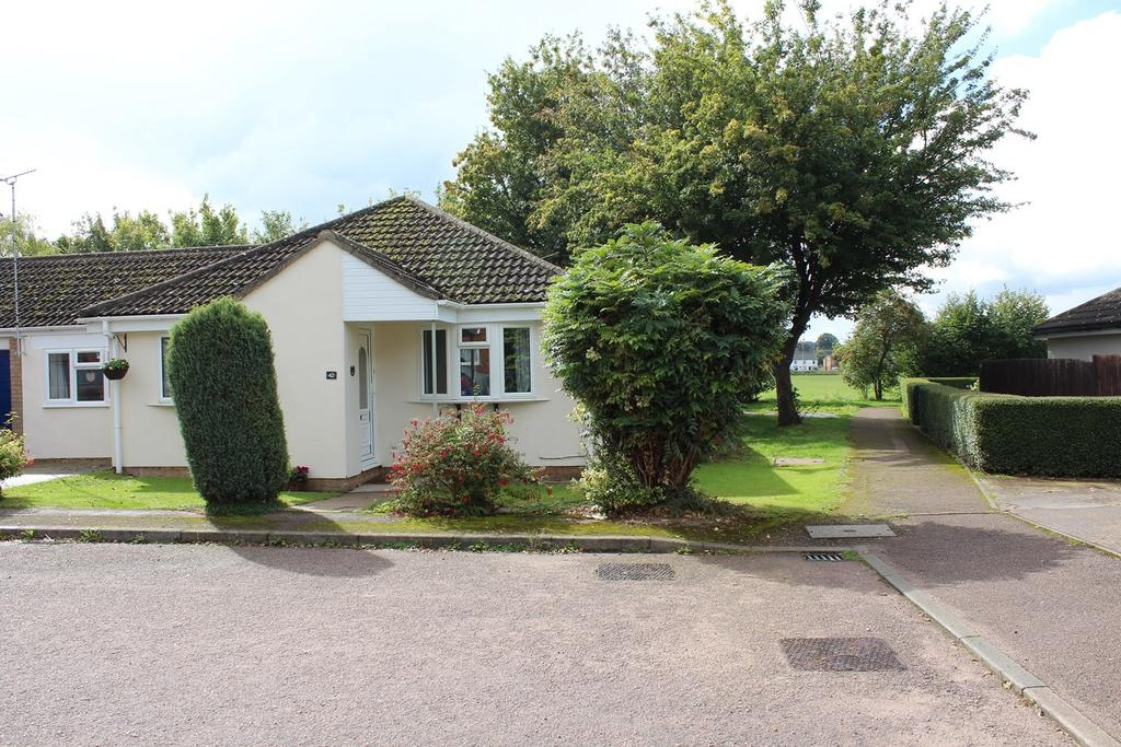 3 Bedrooms Detached Bungalow for sale in Westell Close, Baldock, SG7