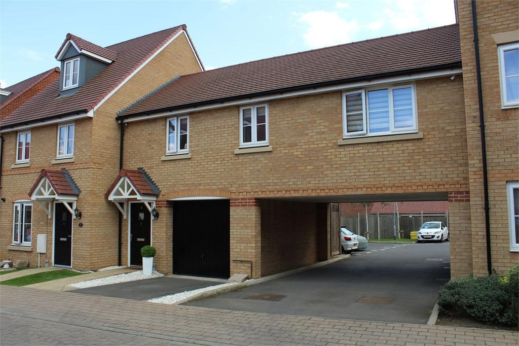 2 Bedrooms Flat for sale in Somerville Croft, Biggleswade, SG18