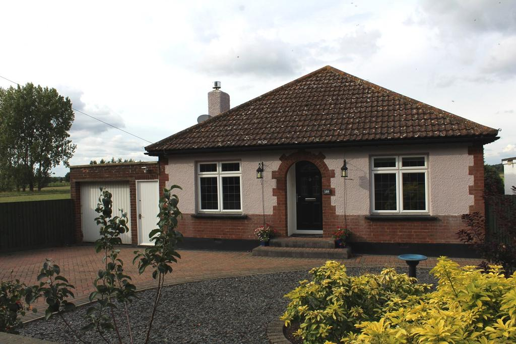 3 Bedrooms Detached Bungalow for sale in Biggleswade Road, Upper Caldecote, Biggleswade, SG18