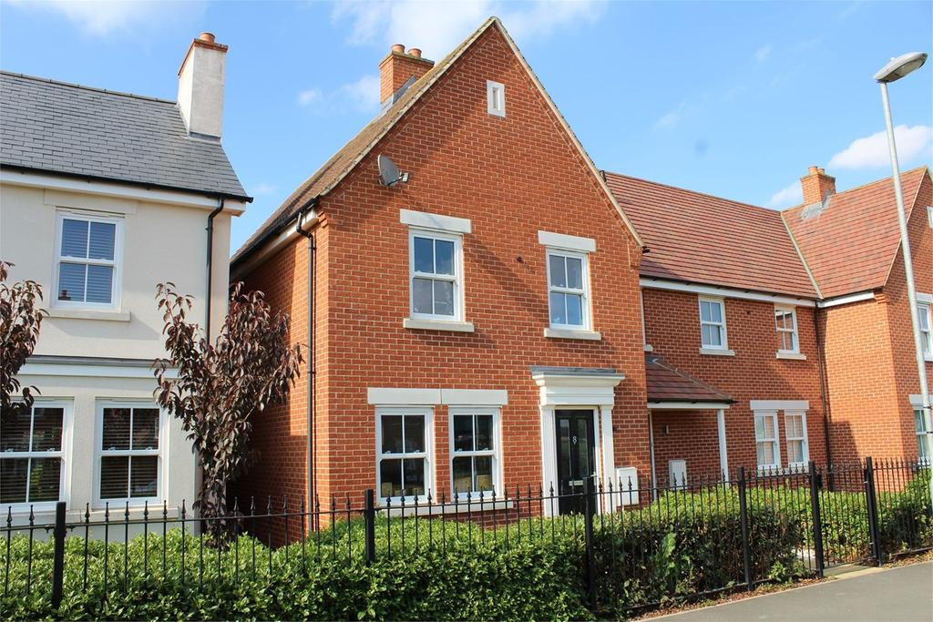 3 Bedrooms End Of Terrace House for sale in Planets Way, Biggleswade, SG18
