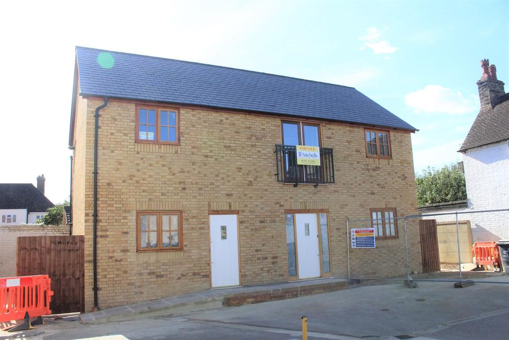 1 Bedroom Ground Flat for sale in Mill Lane, Biggleswade, SG18