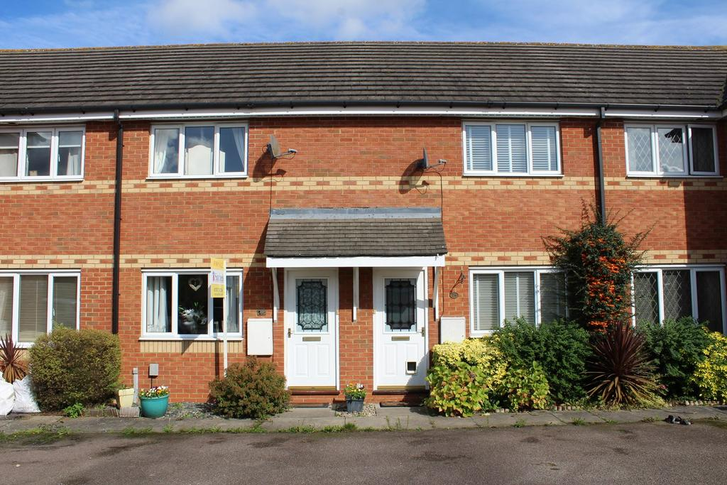 2 Bedrooms Terraced House for sale in Sorrell Way, Biggleswade, SG18