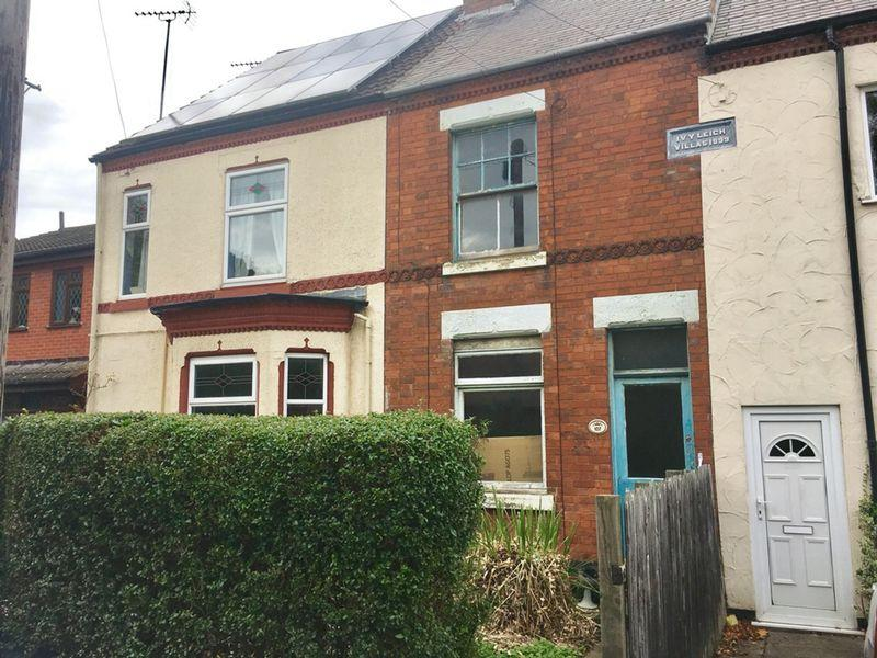 2 Bedrooms Terraced House for sale in Woodville Road, Overseal