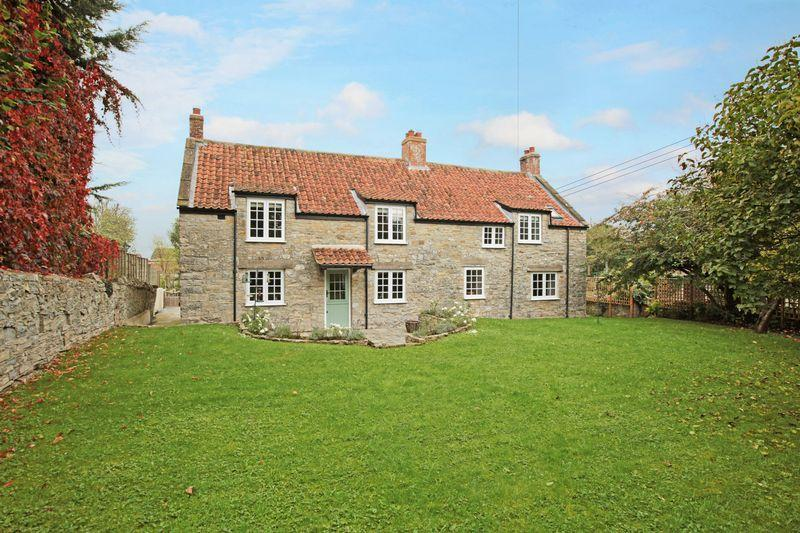4 Bedrooms Cottage House for sale in Ivy Cottage The Ford, Wedmore