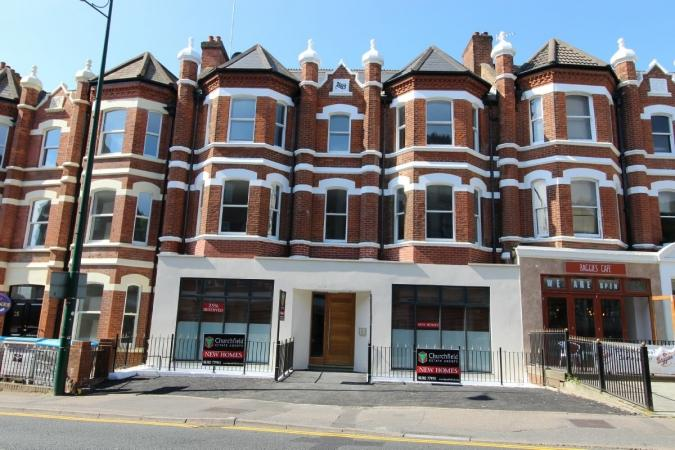 Studio Flat for sale in St. Peters Road, Bournemouth