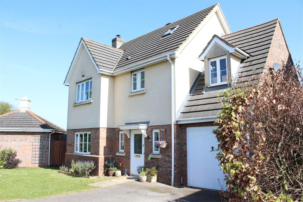5 Bedrooms Detached House for sale in Midland Way, Henlow, SG16