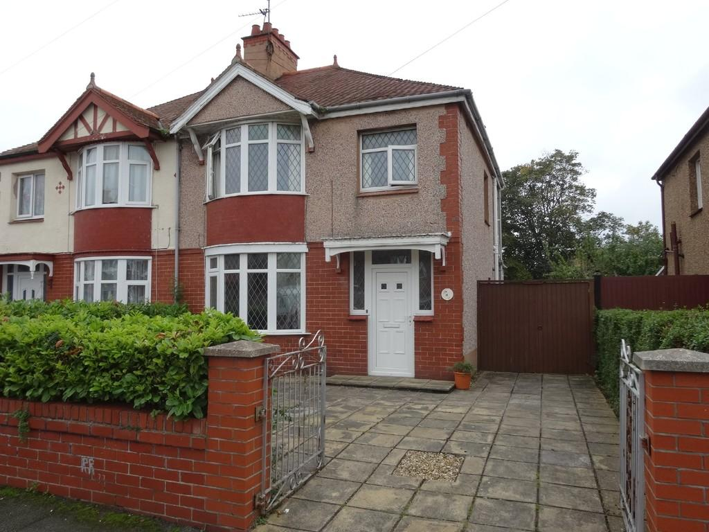 4 Bedrooms Semi Detached House for sale in Rhyl, Denbighshire