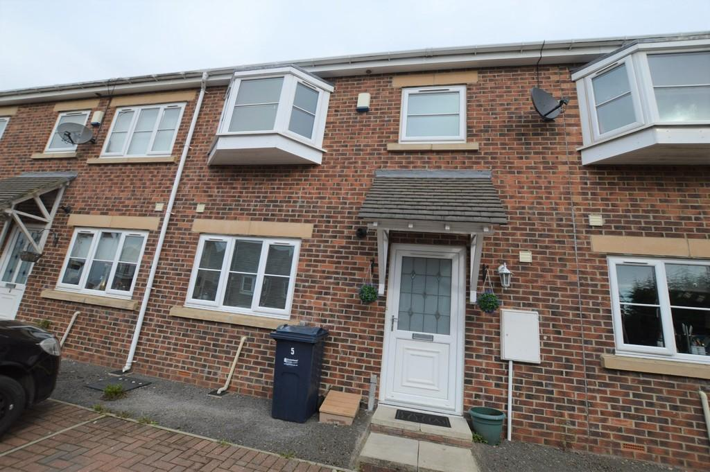 2 Bedrooms Terraced House for sale in Monument Ct, Chopwell