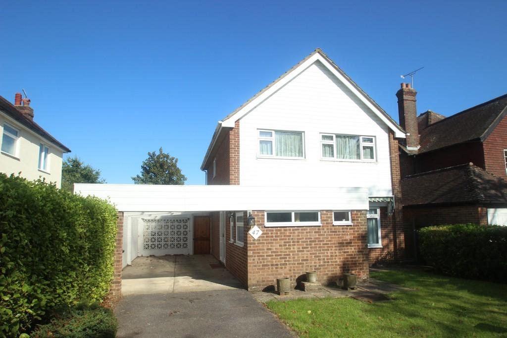 3 Bedrooms Detached House for sale in Old Manor Road, Rustington