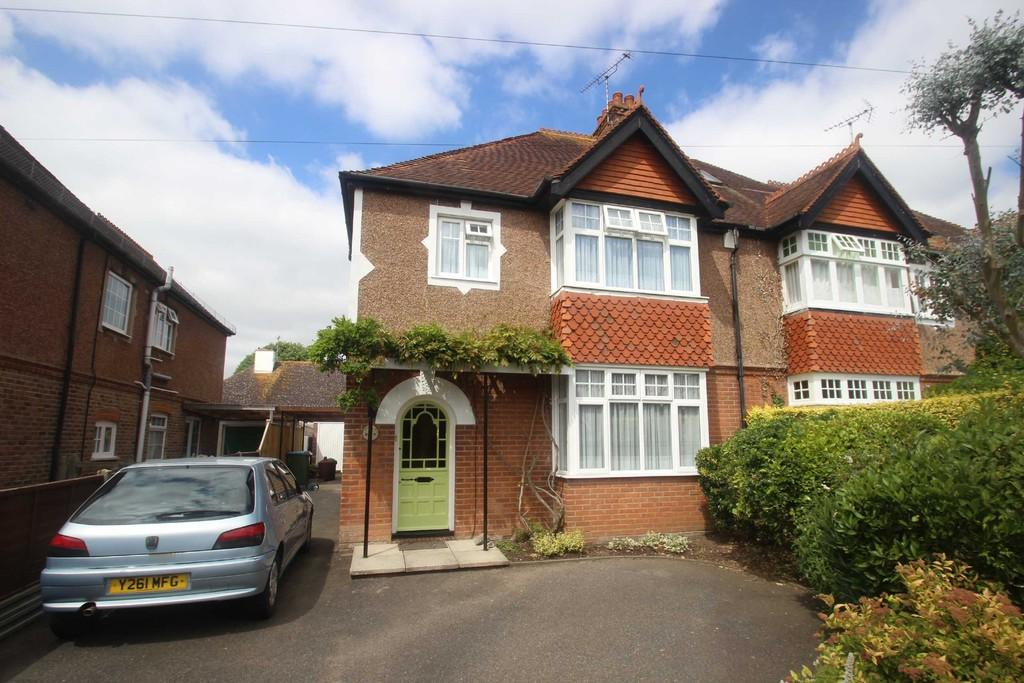 4 Bedrooms Semi Detached House for sale in Lansdowne Road, Angmering