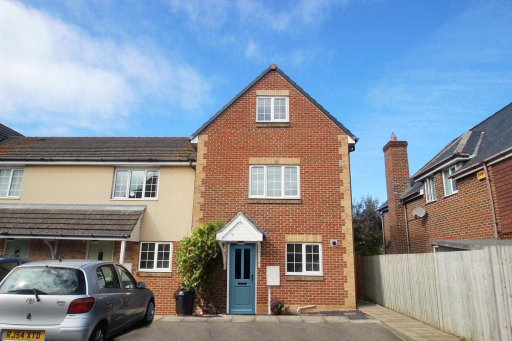 3 Bedrooms End Of Terrace House for sale in Beech Way, Angmering