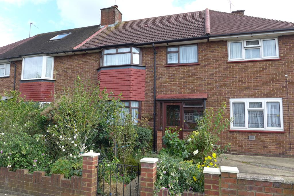 3 Bedrooms Terraced House for sale in Hounslow Road, Feltham