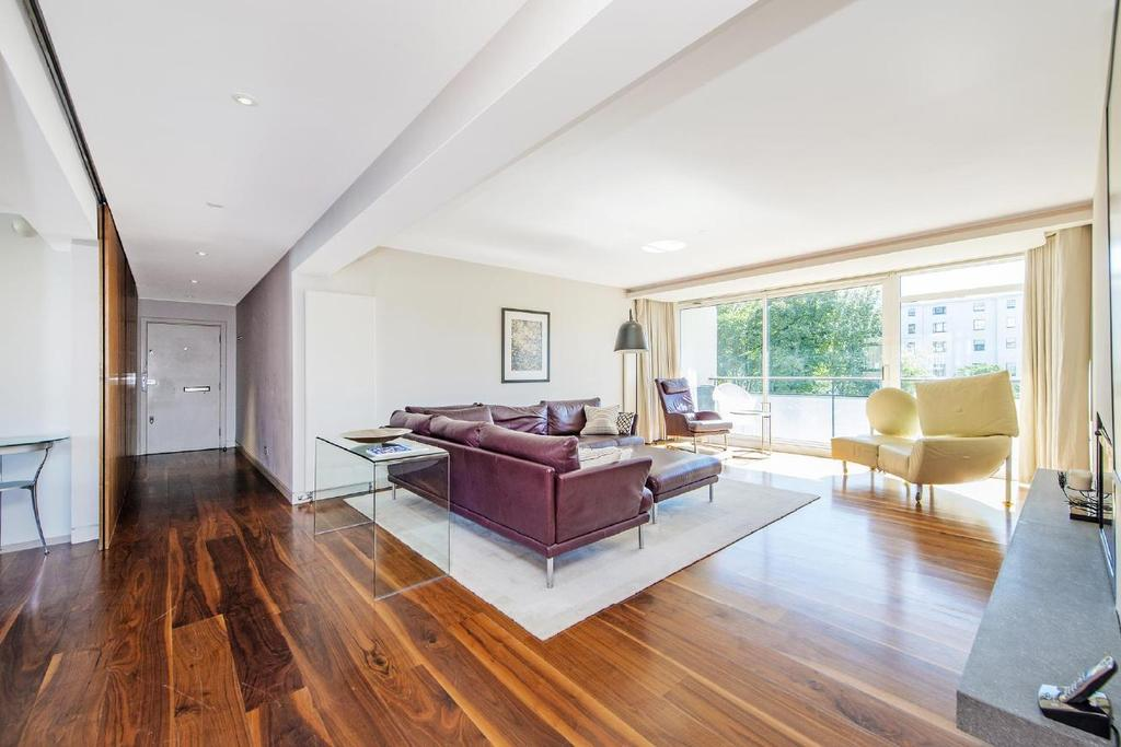 3 Bedrooms Flat for sale in Sussex Square, Hyde Park