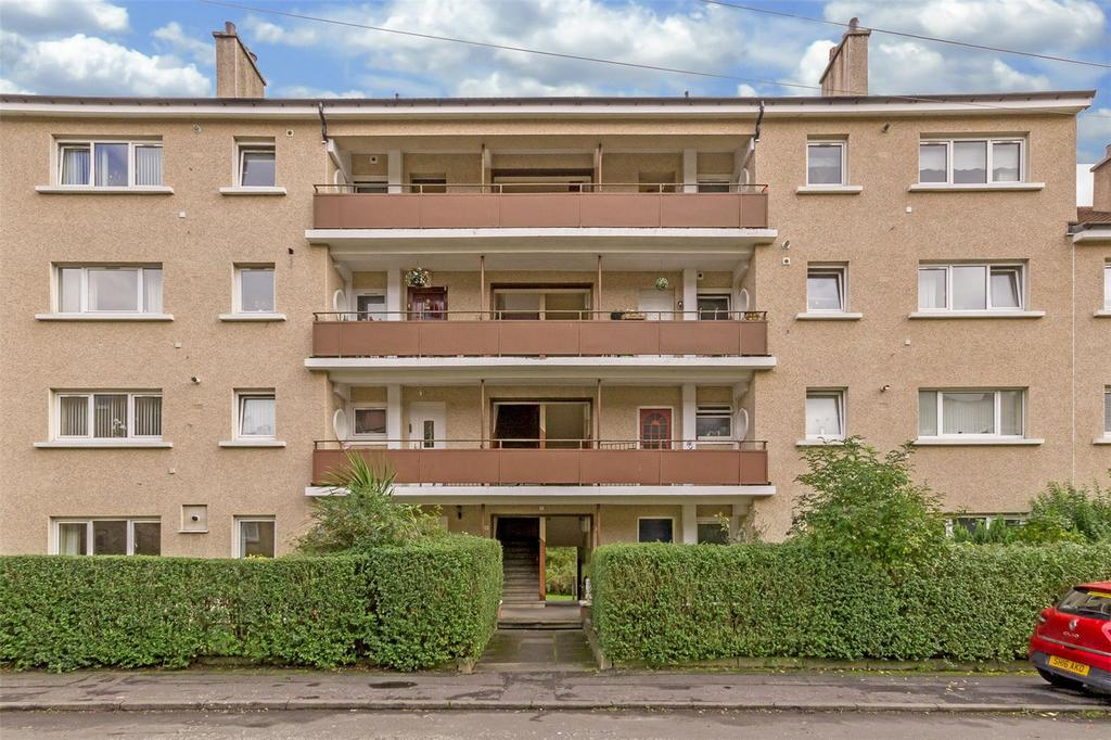 2 Bedrooms Flat for sale in 5 Nethercairn Road, Mansewood, Glasgow, G43