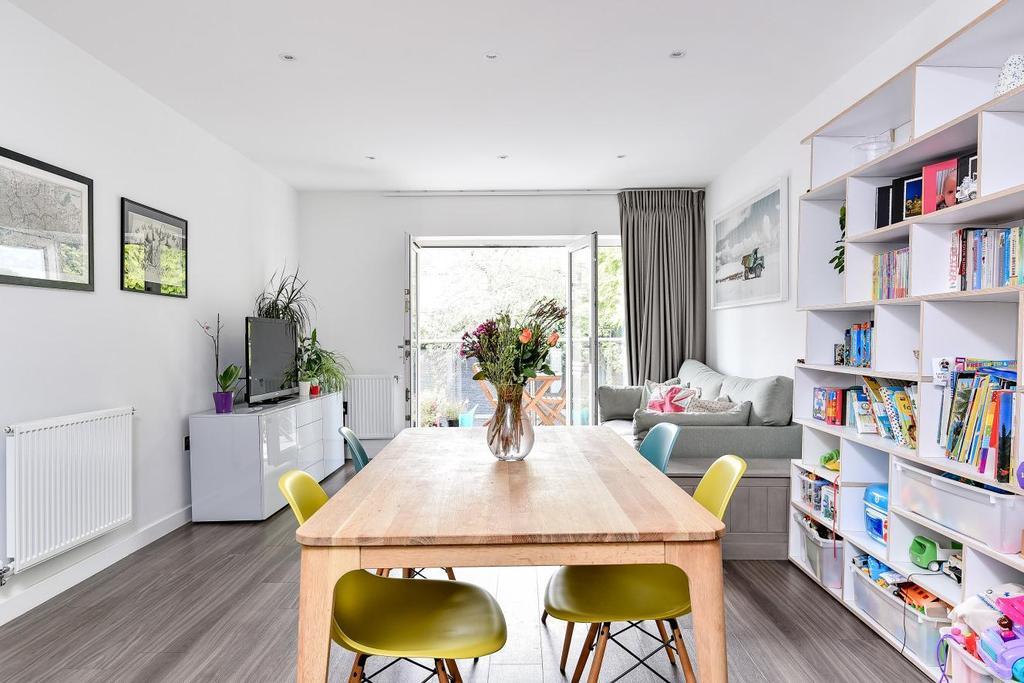2 Bedrooms Flat for sale in Old Devonshire Road, Balham