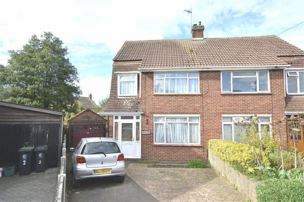 3 Bedrooms Semi Detached House for sale in Barnfield, Epping, Essex, CM16