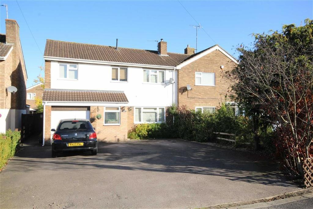 4 Bedrooms Semi Detached House for sale in Ashchurch Road, Newtown, Tewkesbury, Gloucestershire