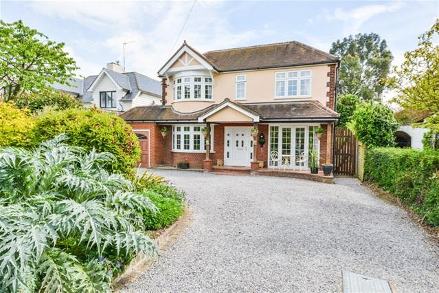 4 Bedrooms Detached House for sale in Woolmers Lane, Letty Green, Hertford