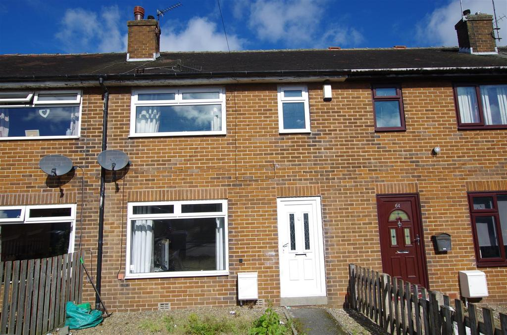 2 Bedrooms Terraced House for sale in West View, Holywell Green