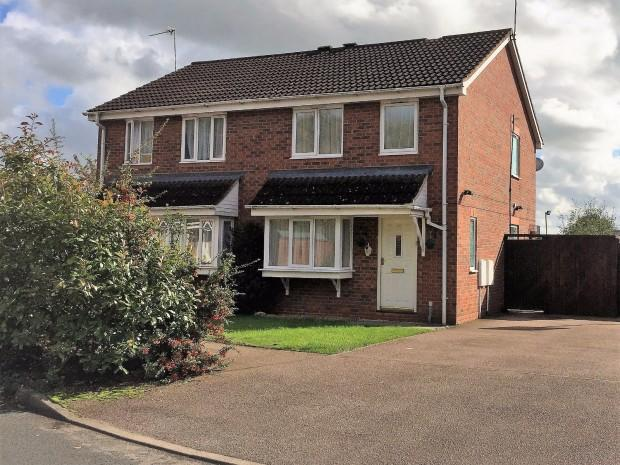 3 Bedrooms Semi Detached House for sale in North View Close, Asfordby Valley, LE14