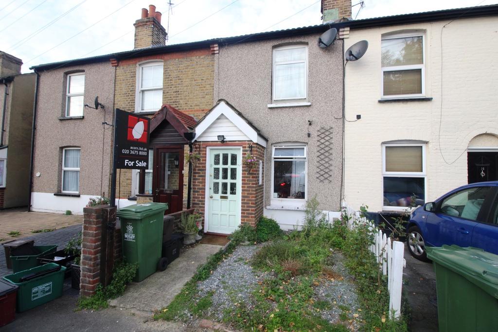 3 Bedrooms Terraced House for sale in Banks Lane Bexleyheath DA6