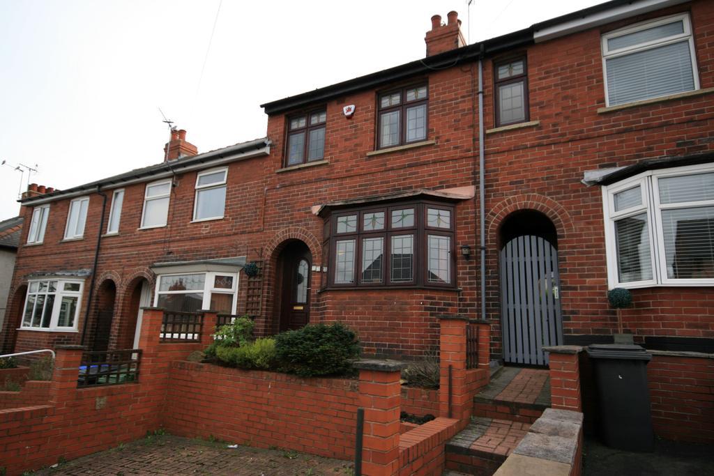 3 Bedrooms Terraced House for sale in Queens Rod, Beighton, Sheffeld S20