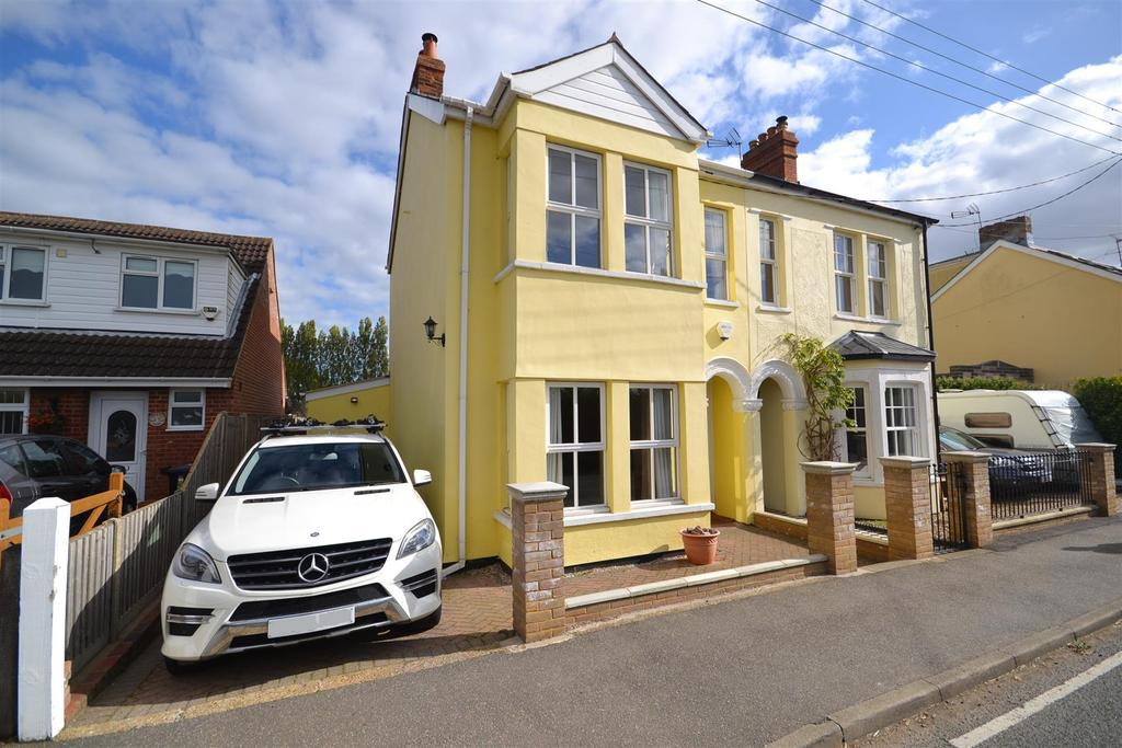 4 Bedrooms Semi Detached House for sale in Steeple Road, Southminster