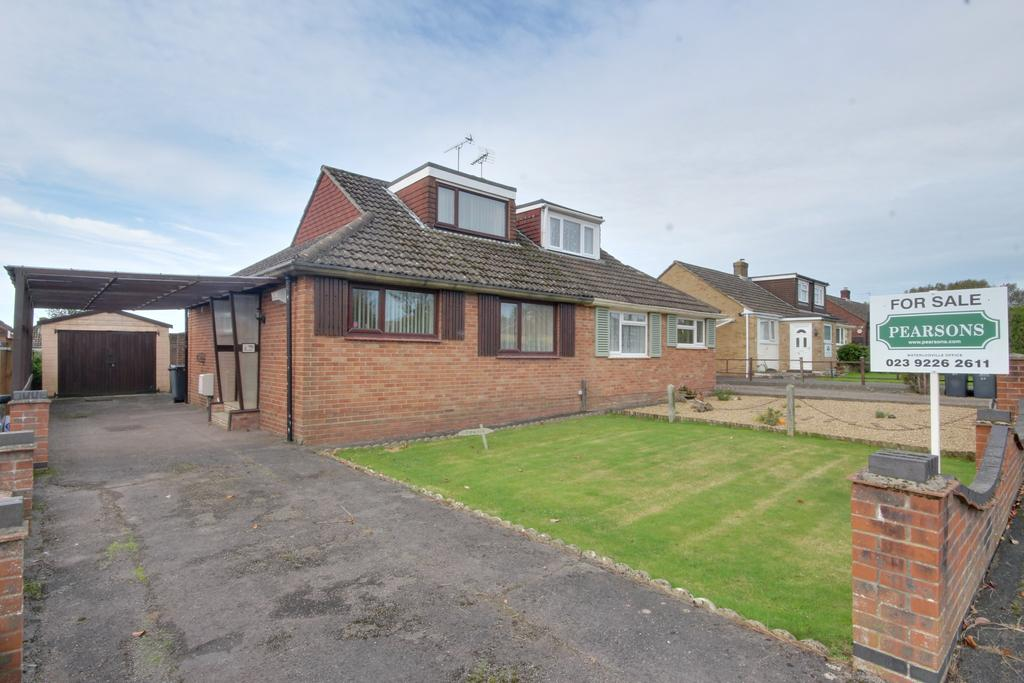 2 Bedrooms Semi Detached Bungalow for sale in WATERLOOVILLE