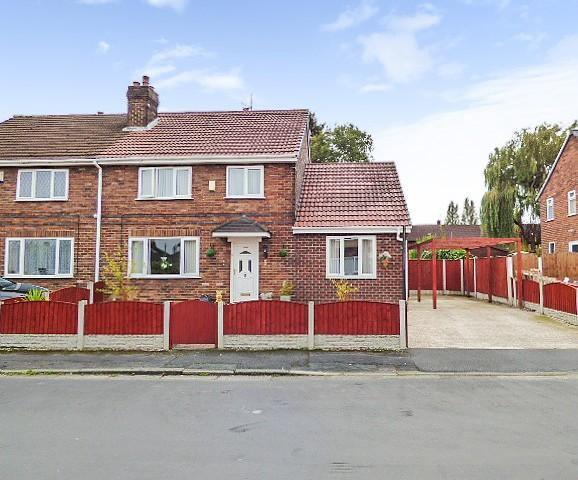 3 Bedrooms House for sale in Broadhurst Avenue, Culcheth, Warrington
