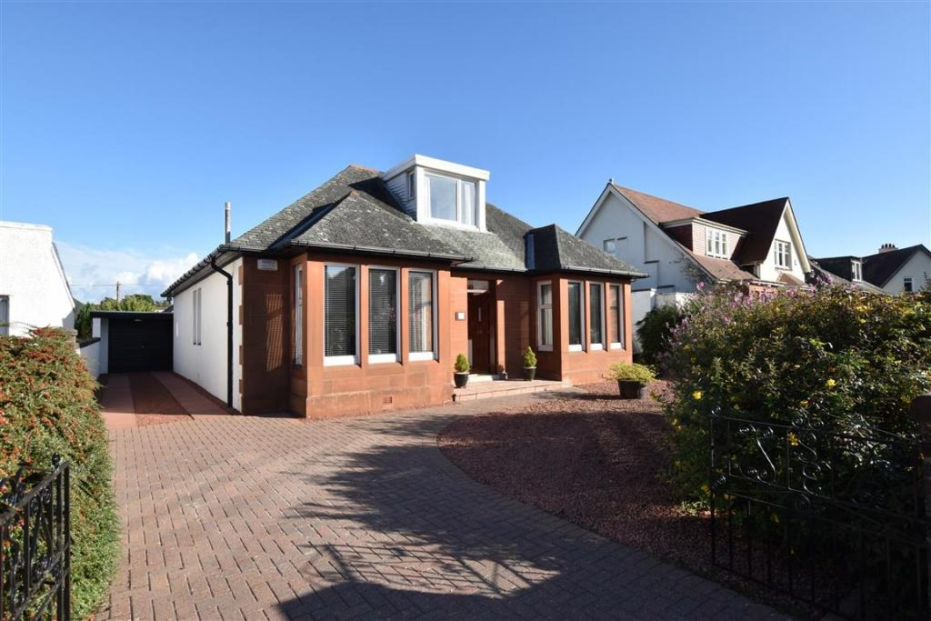 3 Bedrooms Detached Bungalow for sale in 55 Monument Road, Ayr, KA7 2UD