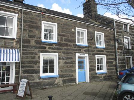 5 Bedrooms Terraced House for sale in Angor Las, 19 Cornhill, Porthmadog LL49