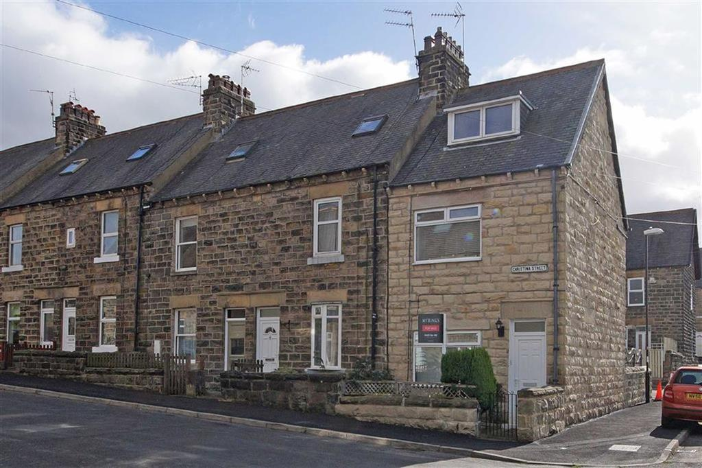 2 Bedrooms End Of Terrace House for sale in Christina Street, Harrogate, North Yorkshire