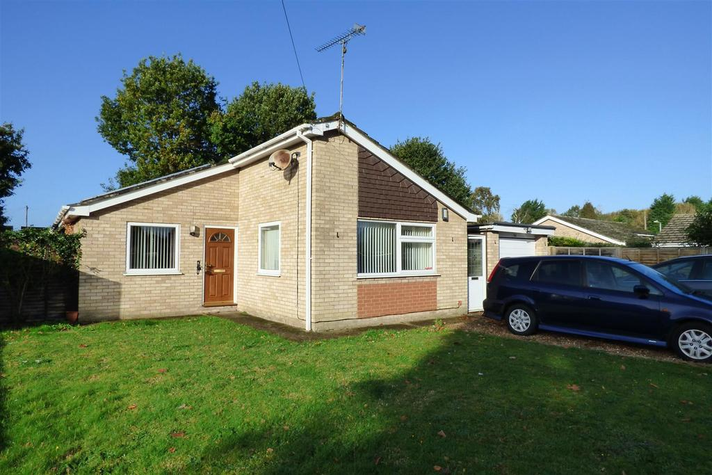 3 Bedrooms Detached Bungalow for sale in St. Benedicts Road, Brandon