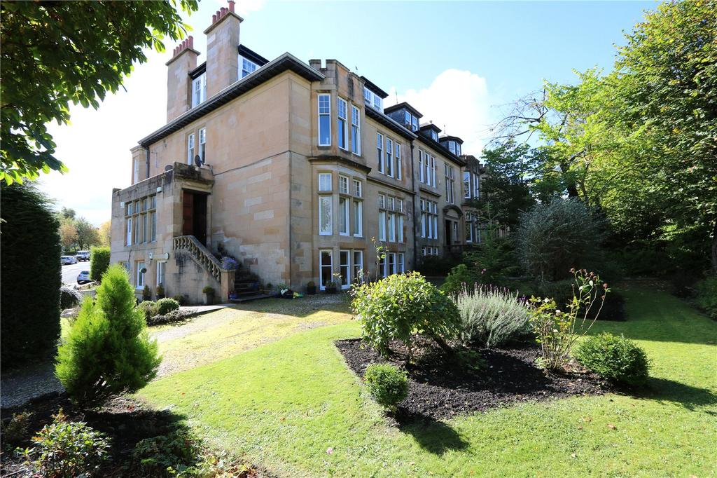 2 Bedrooms Apartment Flat for sale in Main Door Garden Flat 1, Cleveden Drive, Cleveden, Glasgow