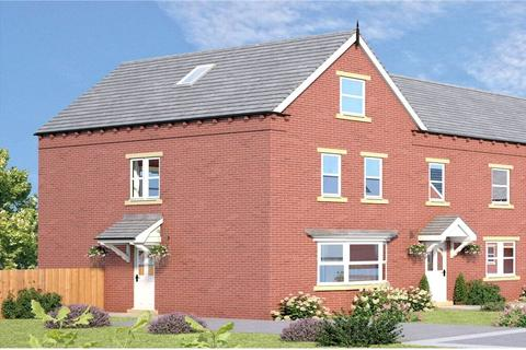 4 bedroom terraced house for sale - Plot 5 - The Hazelwood, Victoria Square, Victoria Road, Headingley, Leeds