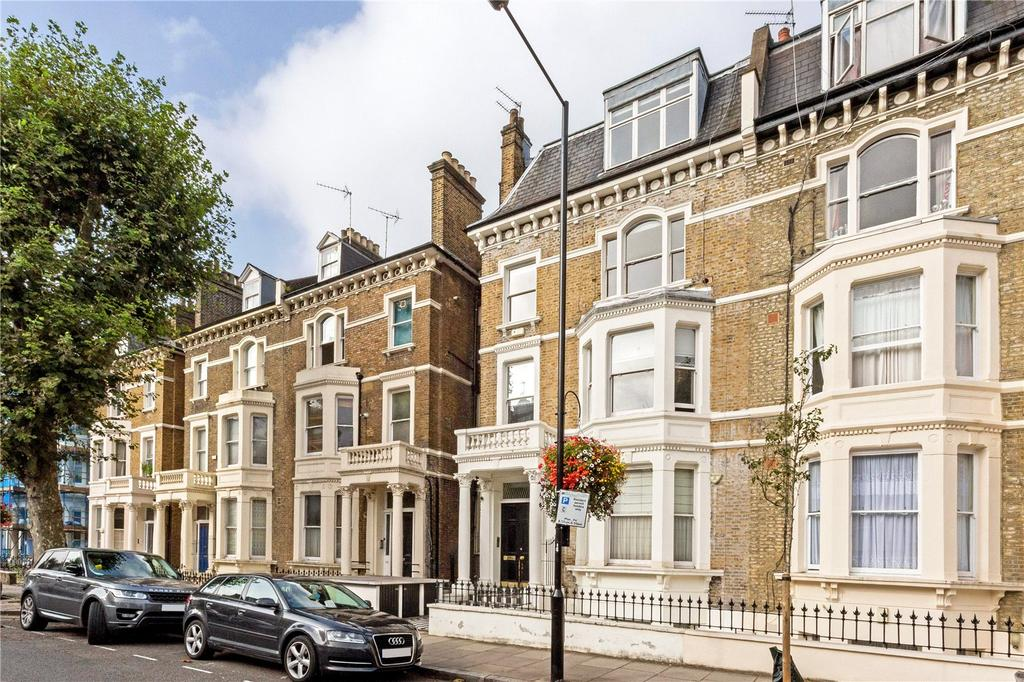 2 Bedrooms Flat for sale in Warrington Crescent, London, W9
